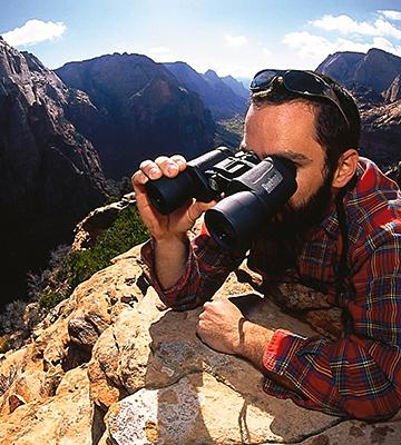 Review of Bushnell Super High-Powered Surveillance Binoculars