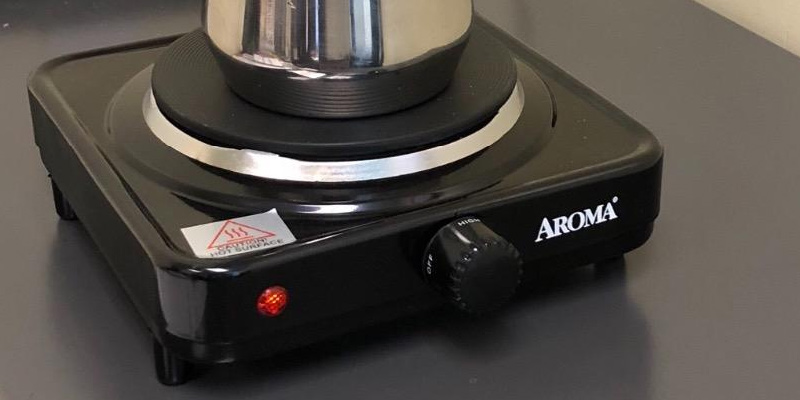 Detailed review of Aroma Housewares AHP-303 Single Hot Plate