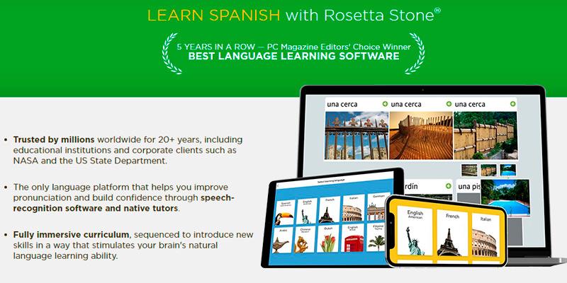 5 Best Spanish Courses Online Reviews of 2019 - BestAdvisor com