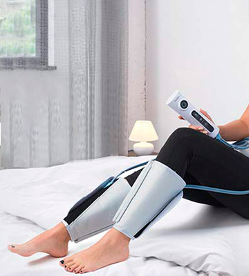 Review of ComfySure Arm and Leg Massager and Electric Compression Calf Wrap