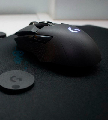 Review of Logitech G903 (910-005083) Lightspeed Gaming Mouse