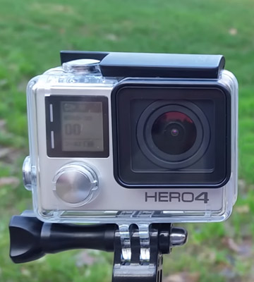 Review of Suptig RSX-197 Replacement Waterproof Case Protective Housing for GoPro Hero 4, Hero 3+, Hero3