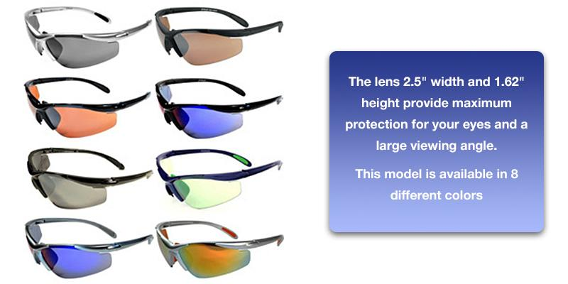JiMarti JM01 Sunglasses for Golf, Cycling in the use