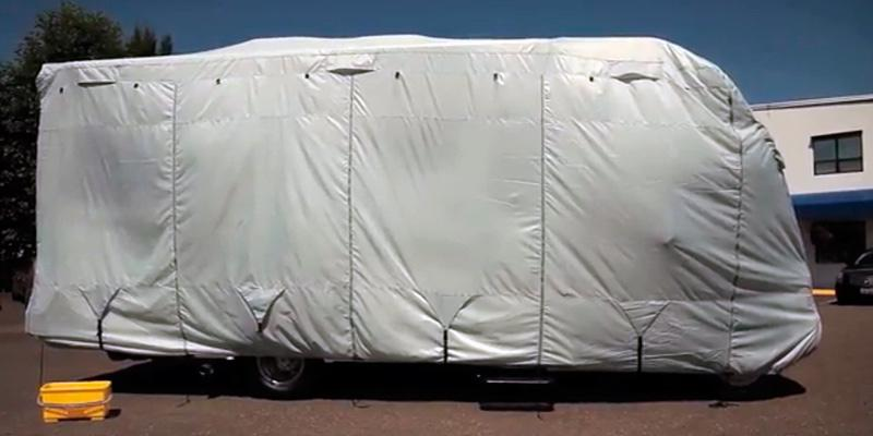 Review of Classic Accessories OverDrive PermaPRO 5th Wheel Cover