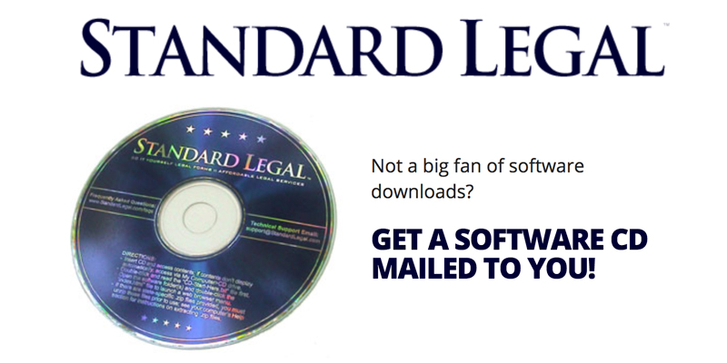 Standard Legal LLC Legal Forms Software in the use