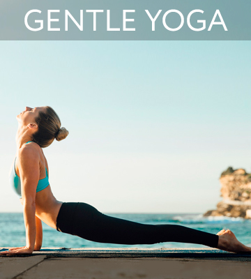 Review of White Cliff Productions Gentle Yoga: 7 Beginning Yoga Practices DVD Jane Adams