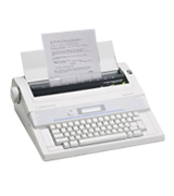 Smith Corona Word Smith 250 Electronic Daisywheel Typewriter