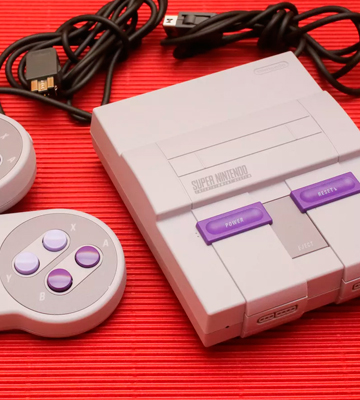Review of Nintendo NES (CLV-201) Classic Edition Console