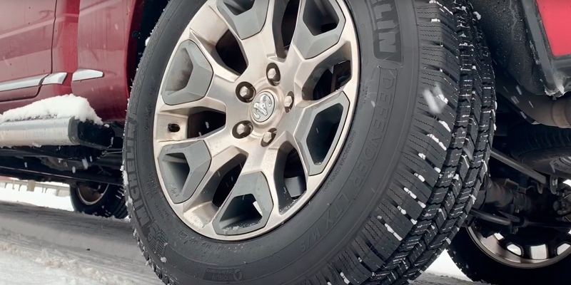 Review of Michelin Defender LTX M/S All-Season Radial Tire