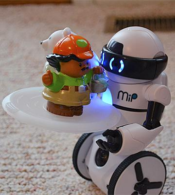 Review of Wow Wee MiP Remote Control Robot