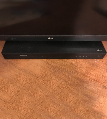 Review of LG UBK80 3D 4K Ultra HD Blu-ray Player