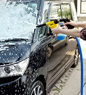 Review of Clean Car USA FK-071 Car Foam Gun