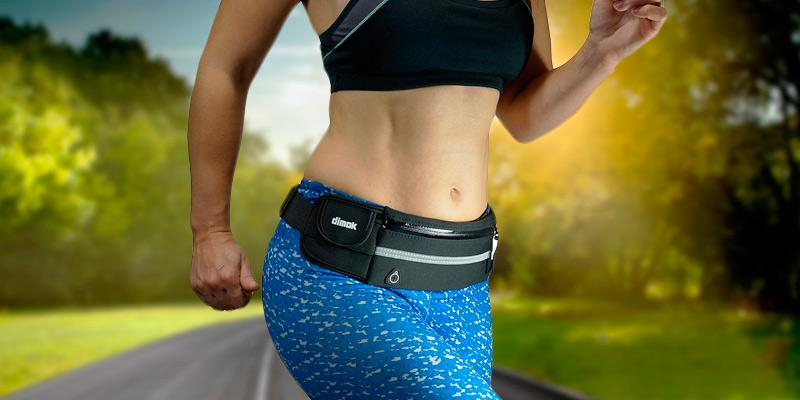 Dimok Waist Pack Adjustable in the use