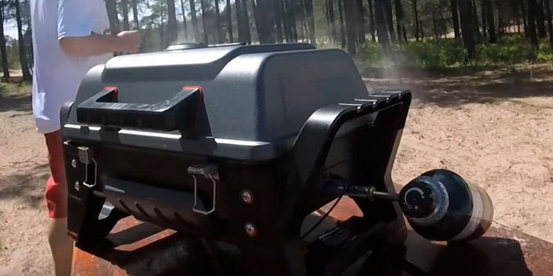 Review of Char-Broil Grill2Go X200 TRU-Infrared Gas Grill
