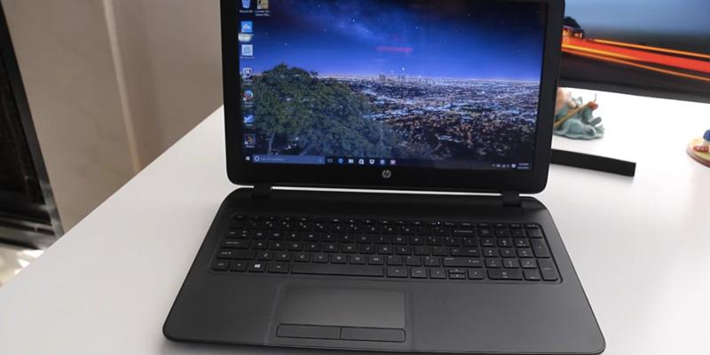 Review of HP 15-af141dx (V0P48UA) AMD Quad-Core A8-7410 Processor, 4GB RAM, 1TB HDD, DVD+/-RW, AMD Radeon R5