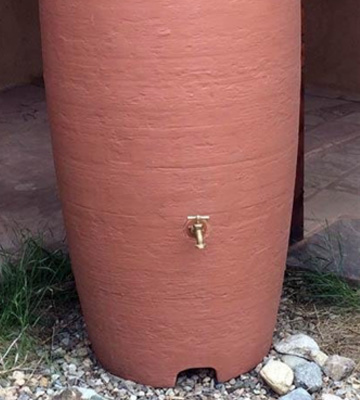 Review of Algreen Products Athena Rain Barrel