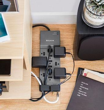 Review of Belkin BE112230-08 Multi Outlet Surge Protector