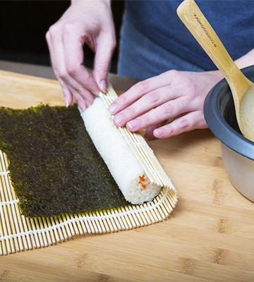 Review of BambooWorx Kit 2 sushi rolling mats