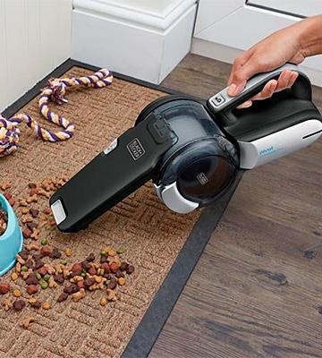 Review of Black & Decker BDH2000PL MAX Lithium Pivot Vacuum