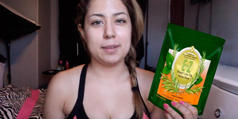 Review of YoungYou International Detox Diet Tea