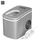 hOmeLabs HME010019N Portable Ice Maker Machine
