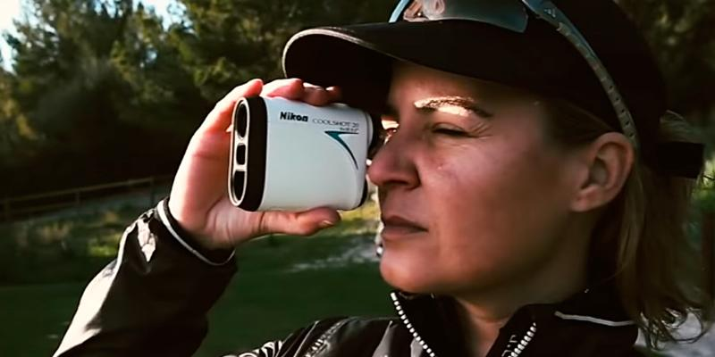 Detailed review of Nikon COOLSHOT 20 US Version Golf Rangefinder