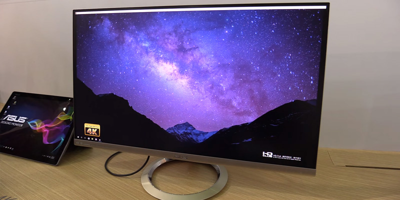 "Review of ASUS Designo MX27UC 27"" 4K Professional Monitor"