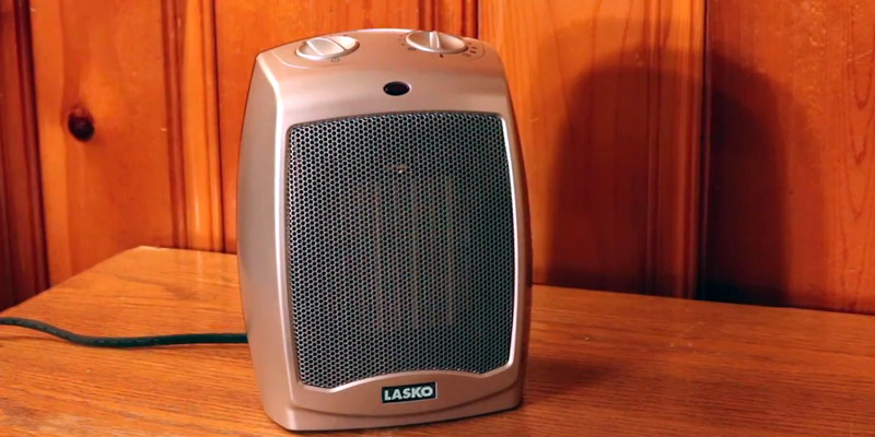 Review of Lasko 754200 Ceramic Portable Personal Space Heater