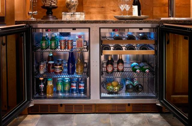 Comparison of  Beverage Refrigerators