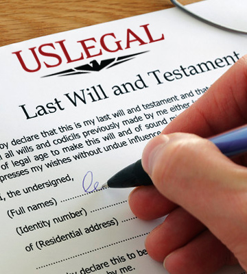 Review of USLegal Last Will and Testament