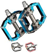 Bonmixc Mountain Bike Flat Pedals