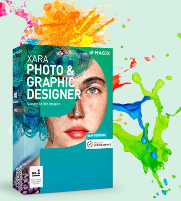 Review of MAGIX Xara Photo & Graphic Designer