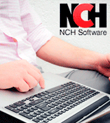 NCH Software KeyBlaze Typing Tutor Software