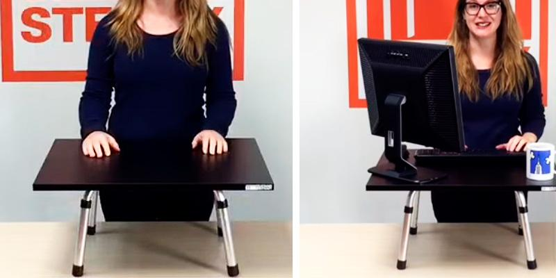 Review of Stand Steady SSLGBL0313 Ergonomic & modern design
