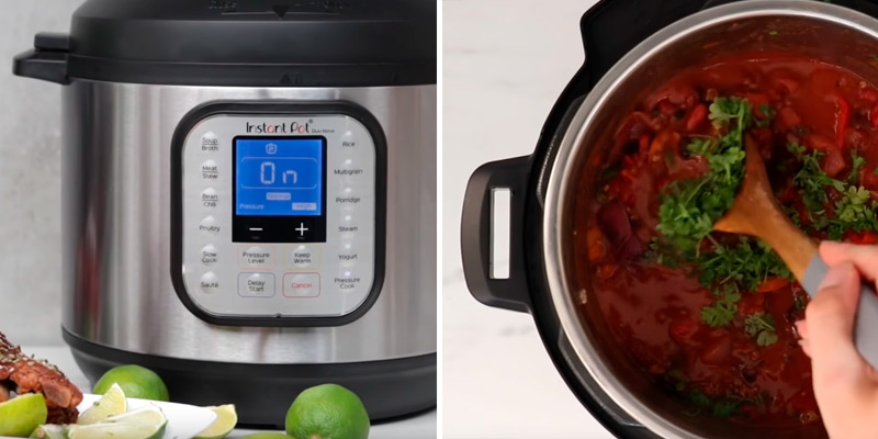 Review of Instant Pot Duo Nova 7-in-1 Multi- Use Programmable Pressure Cooker