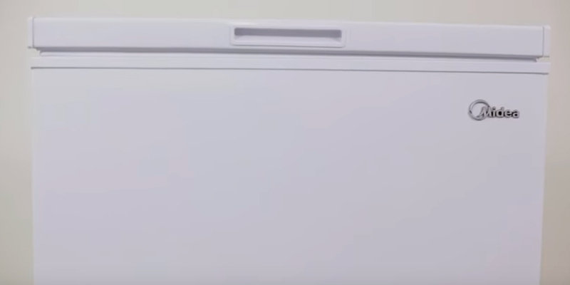 Detailed review of Midea 7.0 Cu.Ft. Chest Freezer