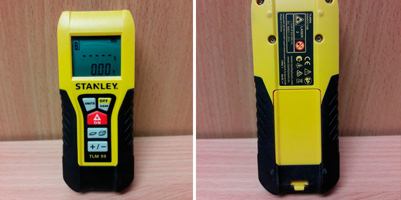 Review of Stanley STHT77138X TLM99 Laser Distance Measurer