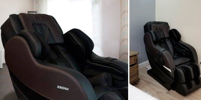 Review of Kahuna Massage Chair SM-7300 Top Performance Kahuna Superior Massage Chair