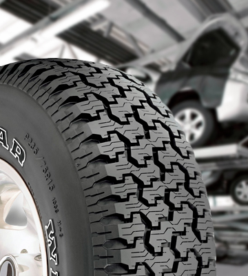 Review of Goodyear Wrangler All-Season Radial Tire