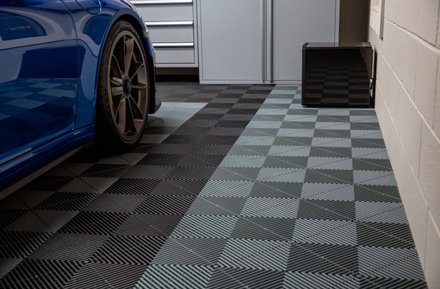 Comparison of Garage Floor Tiles