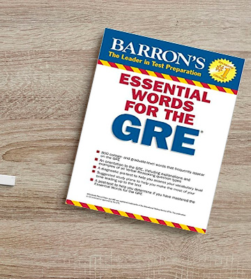Review of Philip Geer Barron's Essential Words for the GRE