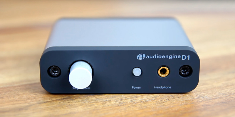 Review of Audioengine D1 24-bit