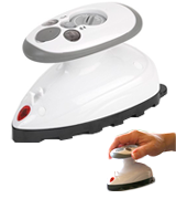 Ivation IVATI02 Travel Ceramic Steam Iron