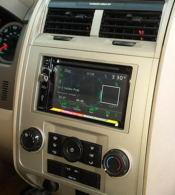 Review of Jensen VX7022 2 DIN Touchscreen Receiver with Bluetooth
