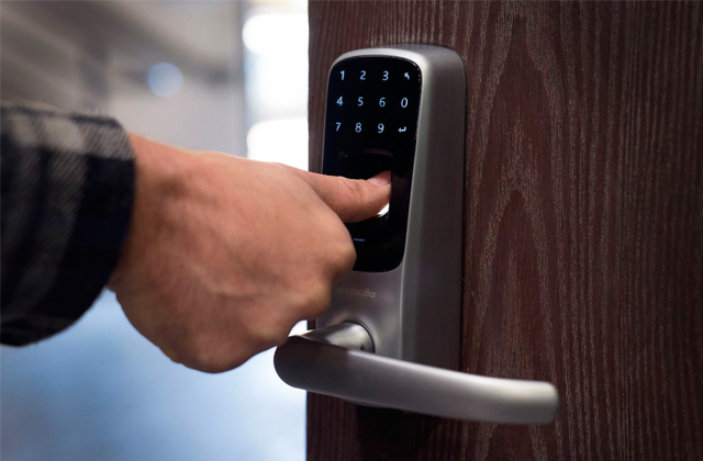 Comparison of Fingerprint Door Locks