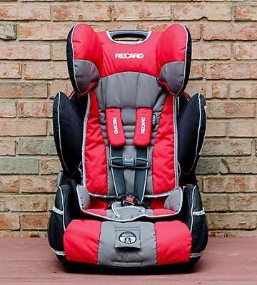 Review of RECARO 386.01.ROSE SPORT Combination Harness