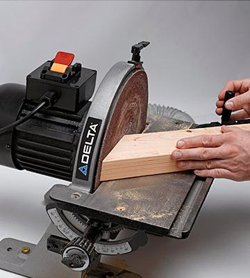 Review of Delta Power 31-140 12-inch Disc Sander