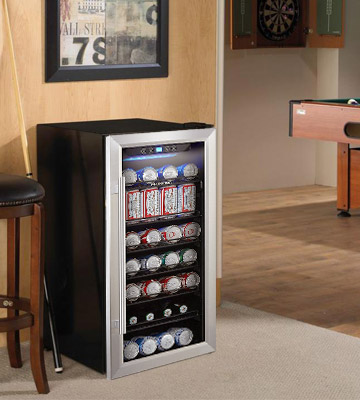 Review of Phiestina PH-CBR100 Beverage Cooler