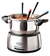Nostalgia FPS200 Electric Fondue Pot