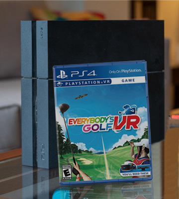 Review of Sony Corporation Everybody's Golf for PlayStation 4